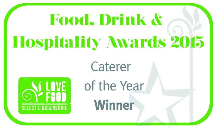 Food, drink and hospitality, caterer of the year 2015. Select Lincolnshire